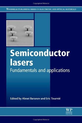 Semiconductor Lasers: Fundamentals and Applications