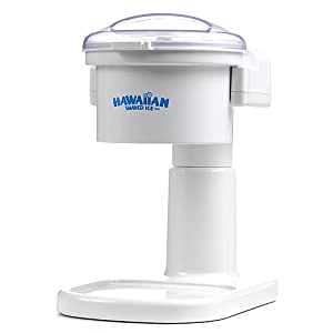 Hawaiian Snow Cone Machine - Ice Shaver #S700 by Hawaiian Shaved Ice