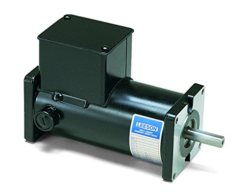 Permanent Magnet 12Vdc Motor Tenv 1/6Hp 1800/3900Rpm 31Gs Frame Leeson Electric Motor # M1120046