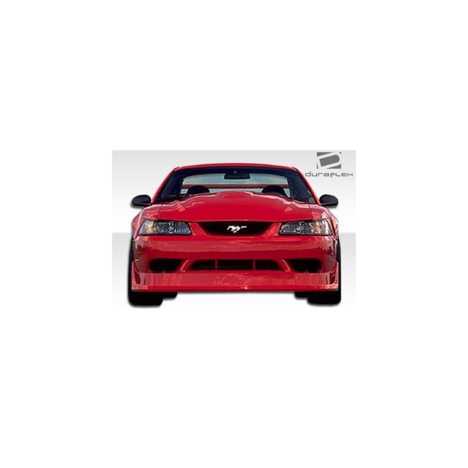 1999 2004 Ford Mustang Duraflex Cobra R Front Bumper   Duraflex Body Kits