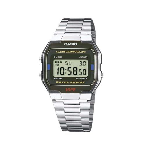 Casio A163WA-1QES Classic Digital Watch