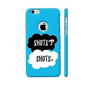 Colorpur Shots Shots Artwork On Apple iPhone 6 / 6s Logo Cut Cover (Designer Mobile Back Case) | Artist: Abhinav