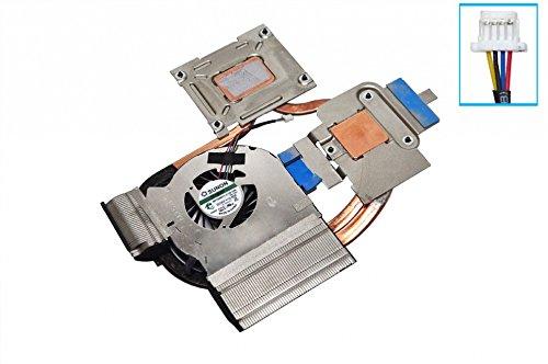 HP 682061-001 Heatsink & Fan Module ENVY DV6-7000 DV7-7000 Series (Hp Envy Dv7 Cooling Fan compare prices)