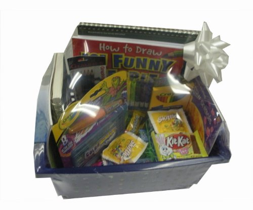 Creative Kids LEARN TO DRAW Premium Gift Basket - Perfect for Get Well, Birthday, or Other Occasion