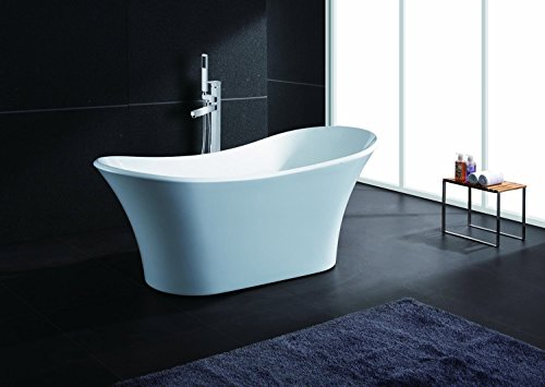 AKDY-Bathroom-White-Color-FreeStand-Acrylic-Bathtub-And-Faucet-AZ-F274-8733