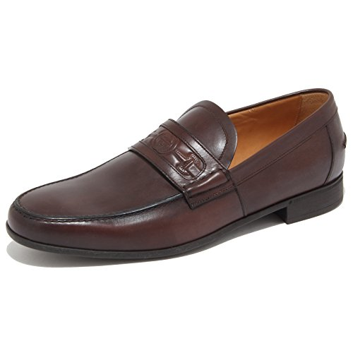 78402 mocassino GUCCI BETIS GLAMOUR scarpa uomo loafer shoes men [6.5]