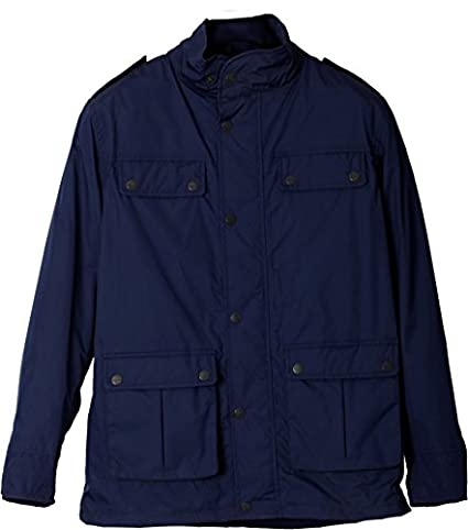 Scotland 100009-bl-xl Veste Moto / Scooter Urban, Bleu