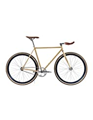 State Bicycle Core Model Fixed Gear Bicycle - Bel Aire 2.0, 55 cm