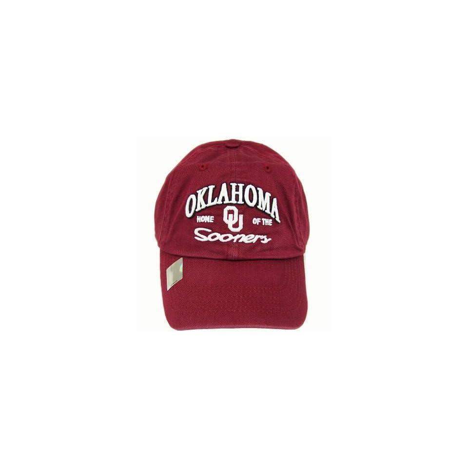 OKLAHOMA SOONERS OFFICIAL NCAA LOGO COTTON HAT CAP