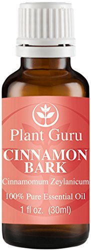 Cinnamon Bark Essential Oil. 30 ml. (1 oz.) 100% Pure, Undiluted, Therapeutic Grade.