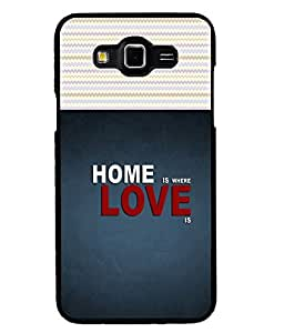 Fuson 2D Printed Quotes Designer back case cover for SAMSUNG GALAXY GRAND MAX G720 - D4487