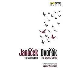 Dvorak: The Wood Dove; Janacek:Taras Bulba
