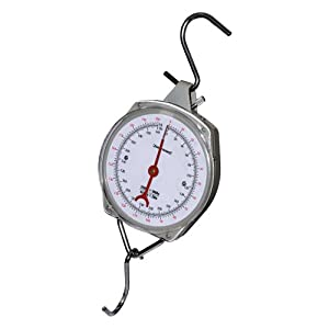Silverline - Hanging Scales Heavy Duty (100Kg