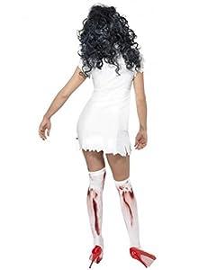 Smiffy's Adult Zombie Nurse Costume