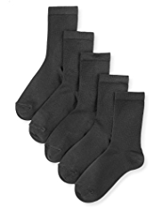 5 Pairs of Heatgen™ School Socks