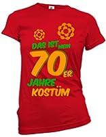 DAS IST MEIN 70er JAHRE KOSTÜM - WOMEN T-SHIRT by Jayess Gr. XS bis XXL