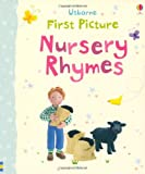 Jo Litchfield Nursery Rhymes (Usborne First Picture Books)