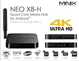 MINIX NEO X8-H 4K Android TV Box Quad Core and MINIX NEO A2 Airmouse