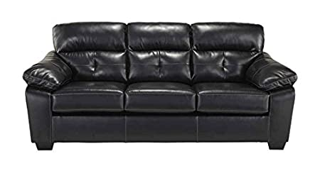 Bastrop Sofa in Black