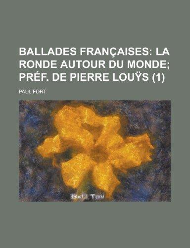 Ballades Francaises (1)