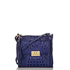 Mimosa Crossbody<br>Turkish Blue Melbourne