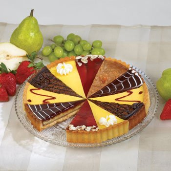 Gourmet Food Tart Sampler