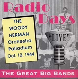 Live at the Palladium Oct. 12, 1944