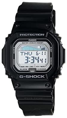 Buy Casio Mens GLX5600-1 G-Shock G-Lide Surfing Watch by Casio