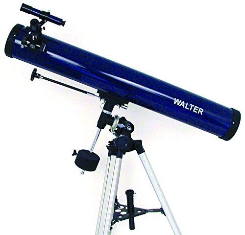 "Walter 76900Eq 3"" Reflector Telescope, 700Mm Focal Length"