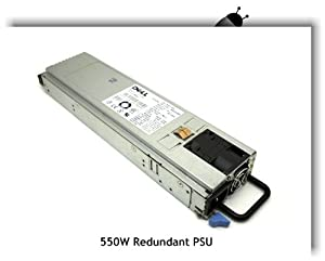 Dell - 550 Watt Hot-plug Redundant Power Supply Unit for PowerEdge 1850 Server. P/N: KD168