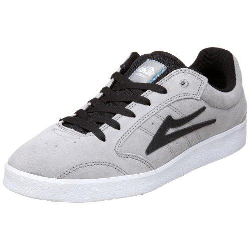 Lakai Men's Jericho Skate Shoe,Grey,5.5 M US