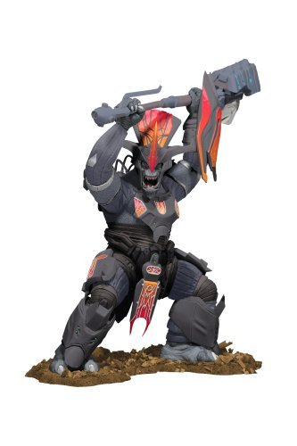 Brute Chieftain ~ Halo 3 Legendary Collection ~ 9 inch Action Figure by McFarlane