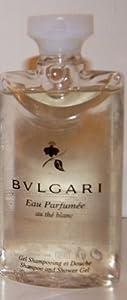 Bvlgari Eau Parfumee Au The Blanc pour Des Femme 75 ml Shampoing & Gel Douche