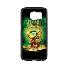 buy S6 Case, Protective Hard Rubber Gel Samsung Case Cover Skin For Samsung Galaxy S6 - The Wizard Of Oz (S6G45)
