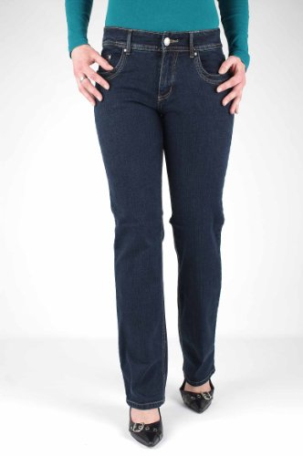 Jeans Tracy Blue/Black Paddock's W32 L32 Damen