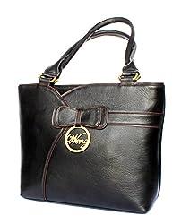 StonKraft Womens Shoulder Bag (Brown)