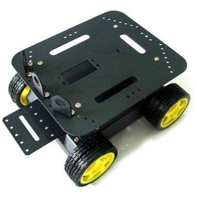 4 Wheel Drive (4WD) Arduino Robot Platform