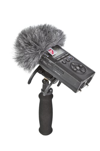 Portable recorder audio kit for Tascam DR40 to reduce wind and handling noise- other kits available for other recorders (please contact seller) cameras and recorders not included!!!