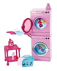 Barbie Glam Laundry Furniture Set