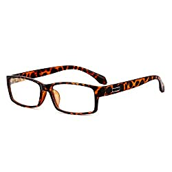 Royal Son Full Rim Rectangular Unisex Spectacle Frame ( RS05310ER | 55 | Transparent )