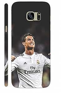 KALAKAAR Printed Back Cover for Samsung Galaxy S7,Hard,HD Matte Quality,Lifetime Print Warrenty