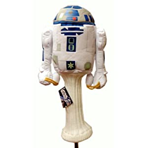 R2D2 Golf Club Head Cover