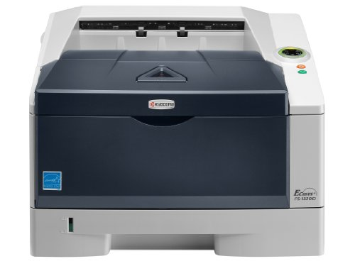 Kyocera FS-1320D - Printer - B/W - duplex - laser - Legal, A4 - 1200 dpi x 1200 dpi - up to 35 ppm - capacity: 300 sheets - USB