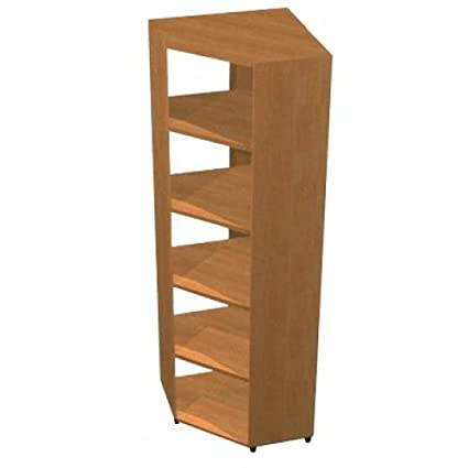 Library Corner high size A Day Eco Cm. 84X65X196H Furnishing Accessories