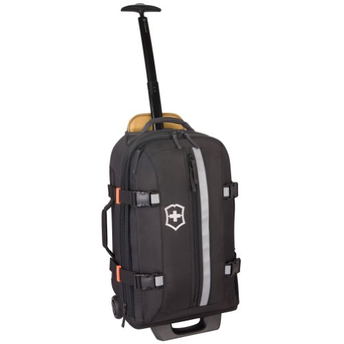 Victorinox Luggage Ch 97 2.0 22 Tourist, Black, One Size