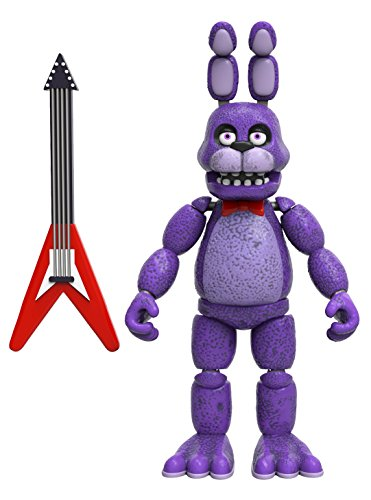 "Funko Five Nights At Freddy's Bonnie 5"" Articulated Vinyl Action Figure Toy 8849"