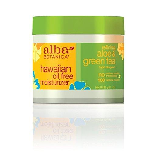 Alba Botanica - Alba Hawaiian Oil-Free Moisturizer Aloe & Gr