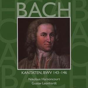 Kantaten Vol.44 Bwv 143-146