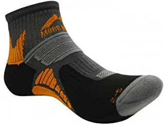 3 Pairs More Mile Moscow Sports Running Sock