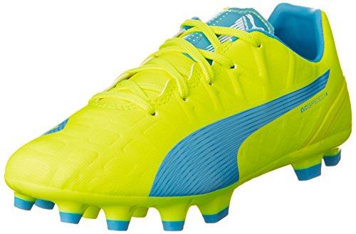 Puma Evospeed 4.4 Ag Jr Unisex-Kinder Fußballschuhe